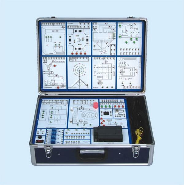 6),电机自动控制演示板 7),星角启动的plc自